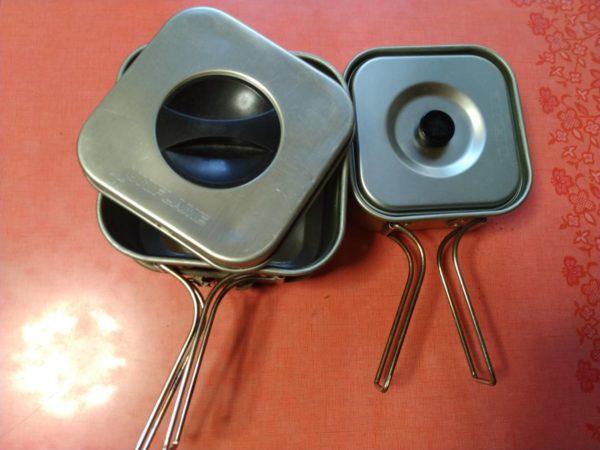 折りたたみ鍋