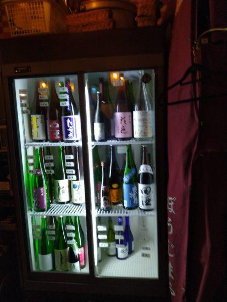 梅田日本酒ニューエビス